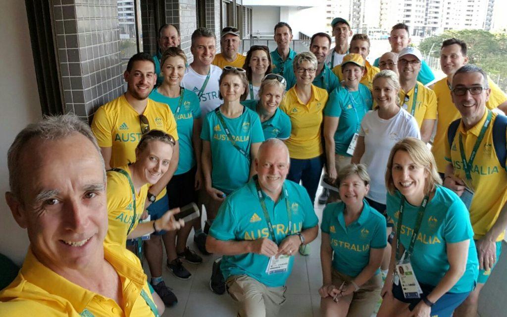 Rio - Aussie Medical HQ Team